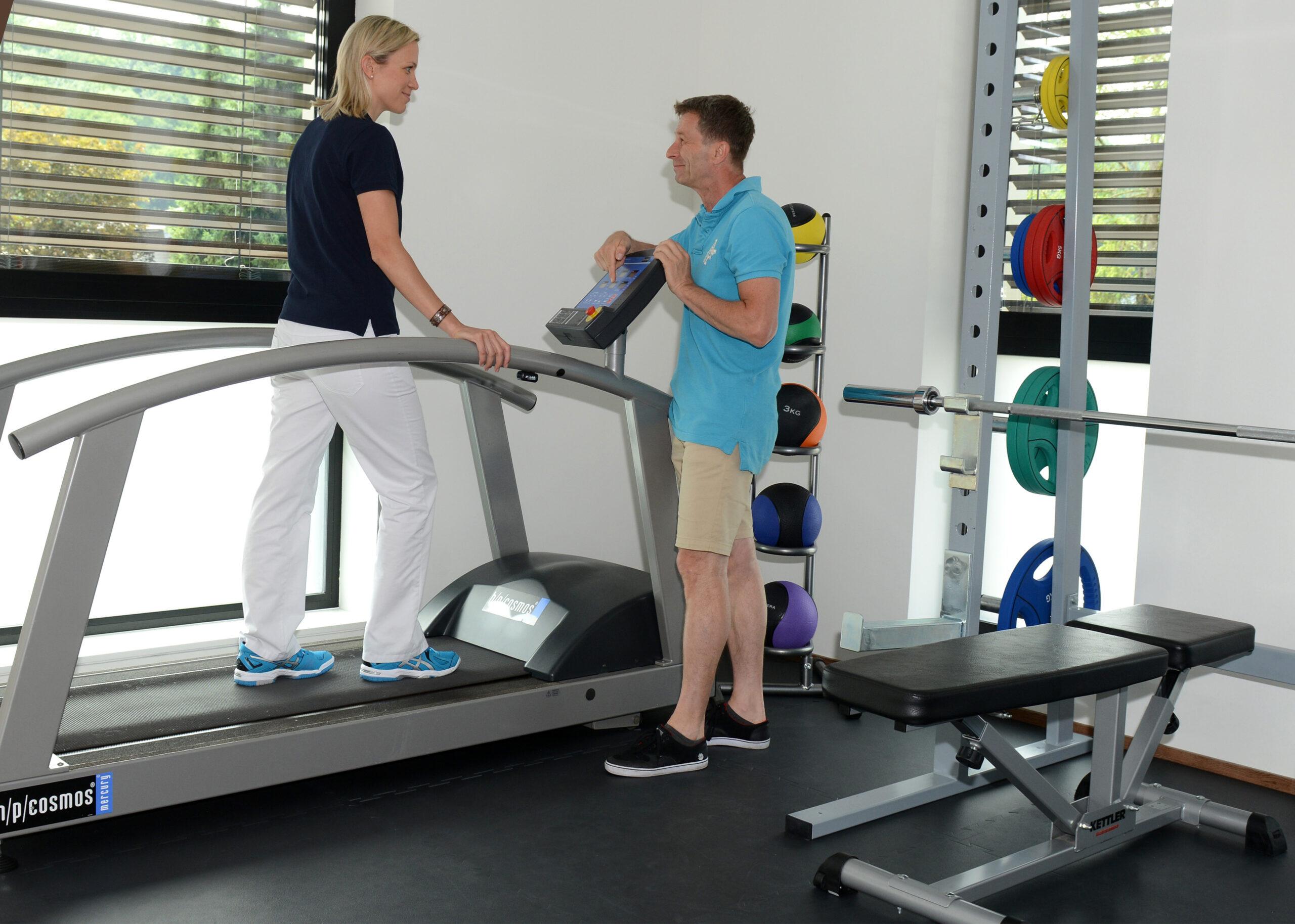 Personal Training in der Medbox Bergheim