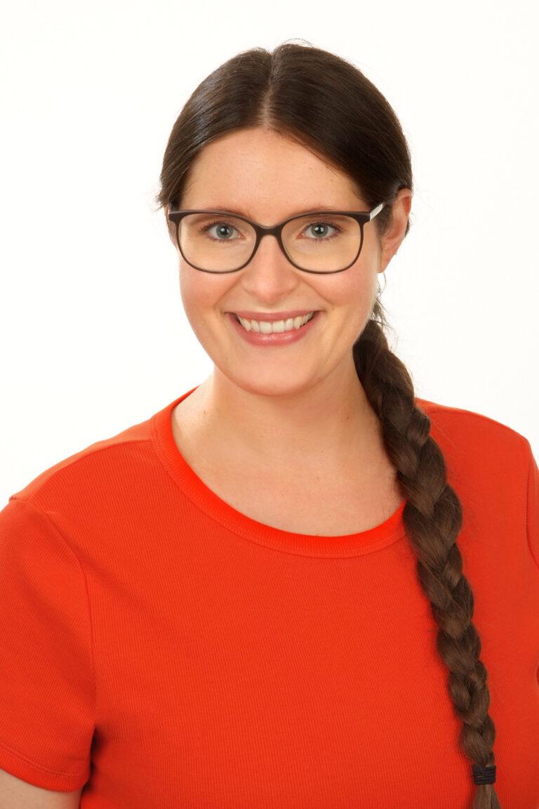 Physiotherapeutin Anna Fötschl