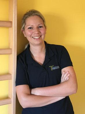 Tamara Lechner Physiotherapeutin in der Medbox